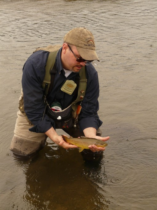 Another Big Green River Brown