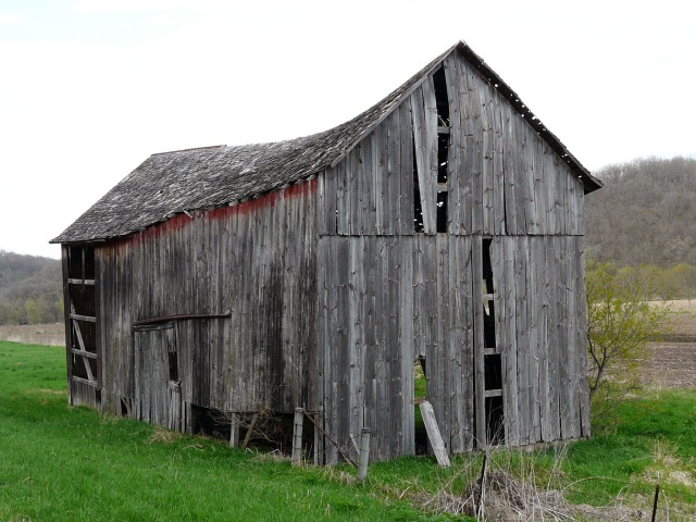 The Old Barn on Cty Tk K